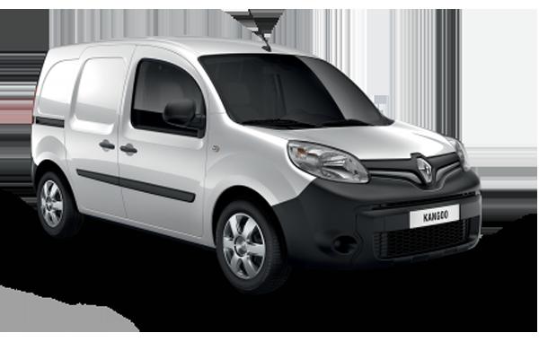 Noleggio lungo termine veicoli commerciali Renault Kangoo