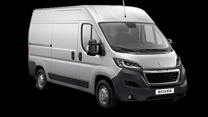 Noleggio lungo termine veicoli commerciali Peugeot Boxer