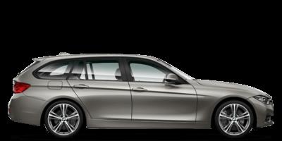 Noleggio a lungo termine BMW Serie 3 Touring