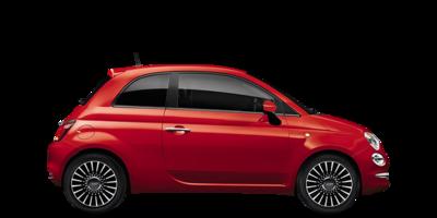 Noleggio a lungo termine Fiat 500