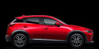 Noleggio a lungo termine Mazda CX3