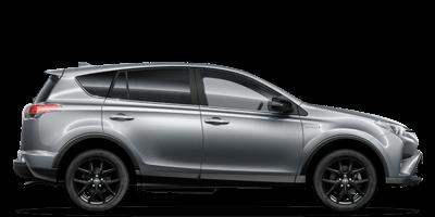 Noleggio a lungo termine Toyota Rav4 Hybrid