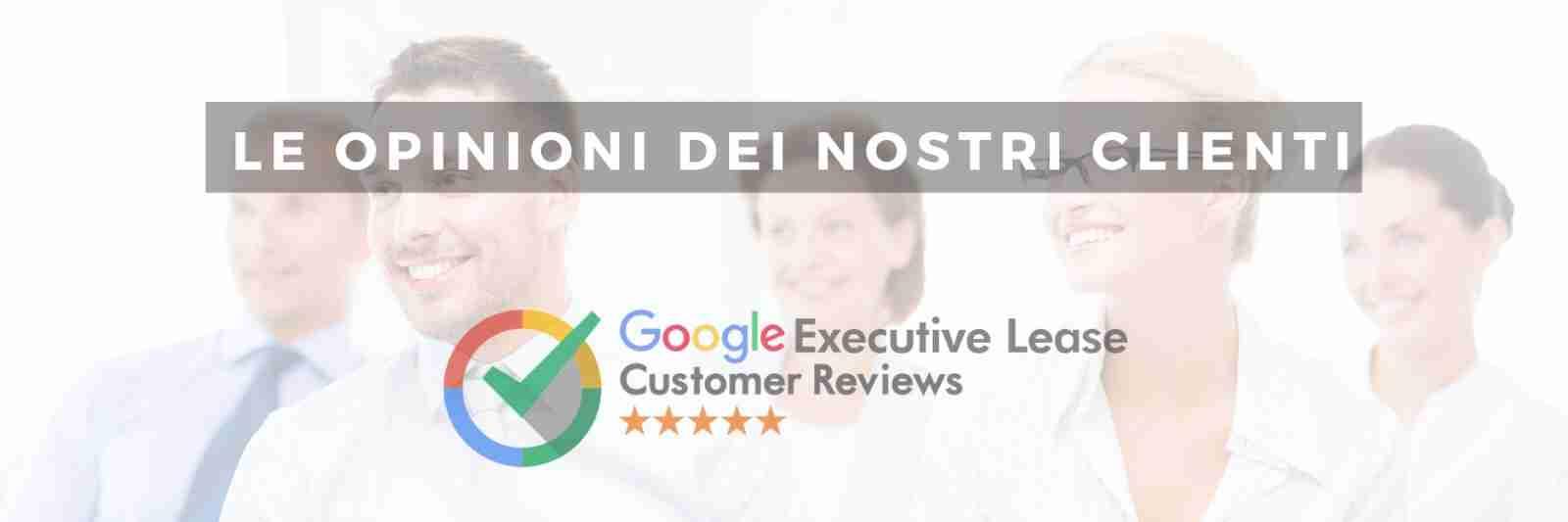Executive Lease opinioni clienti